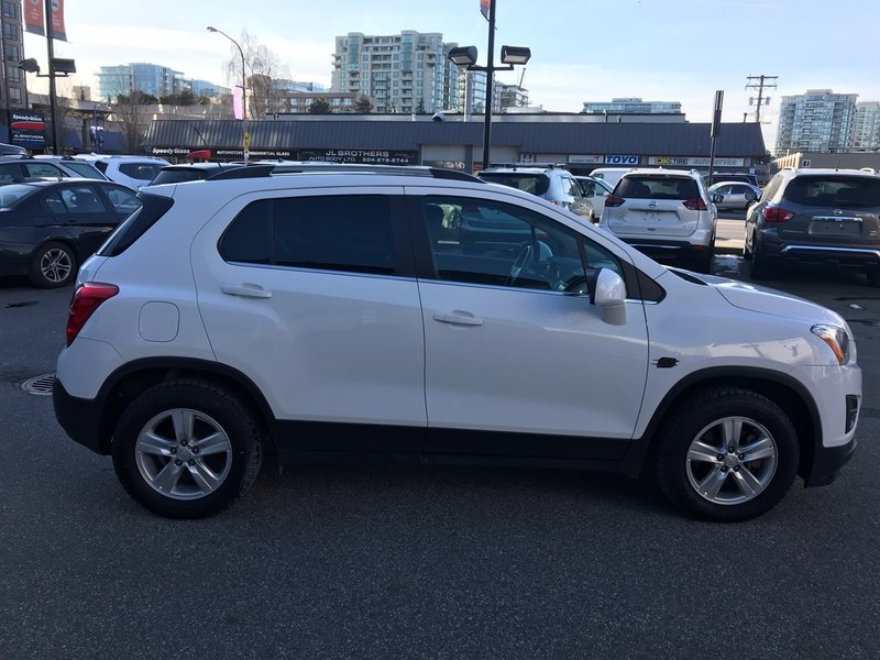 2015 Chevrolet Trax for sale in Richmond, British Columbia