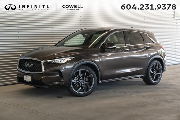 2019 Infiniti Qx50 For Sale In Richmond