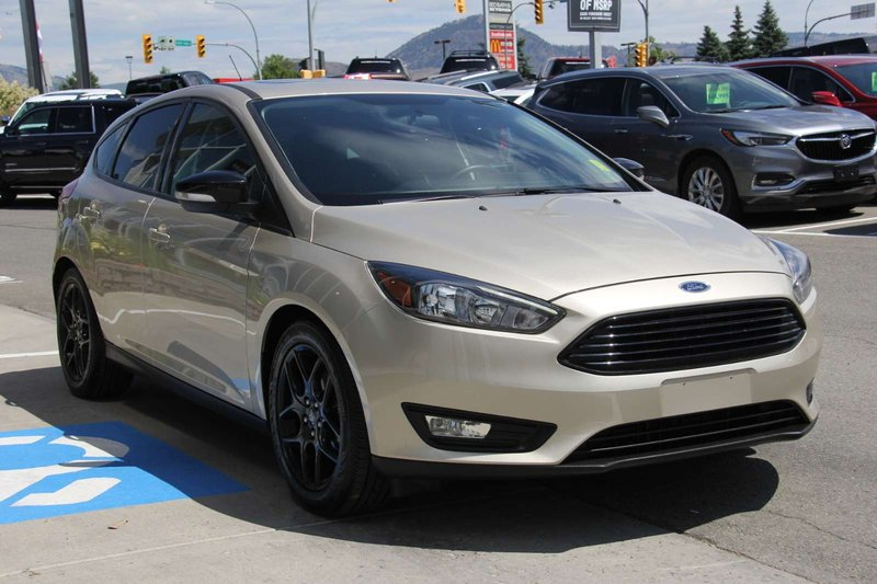2017 Ford Focus for sale in Kamloops, British Columbia