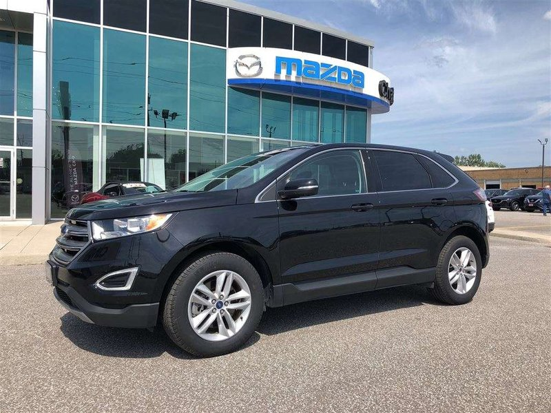 2017 Ford Edge for sale in Chatham, Ontario