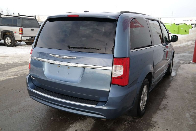 2012 Chrysler Town & Country for sale in Edmonton, Alberta