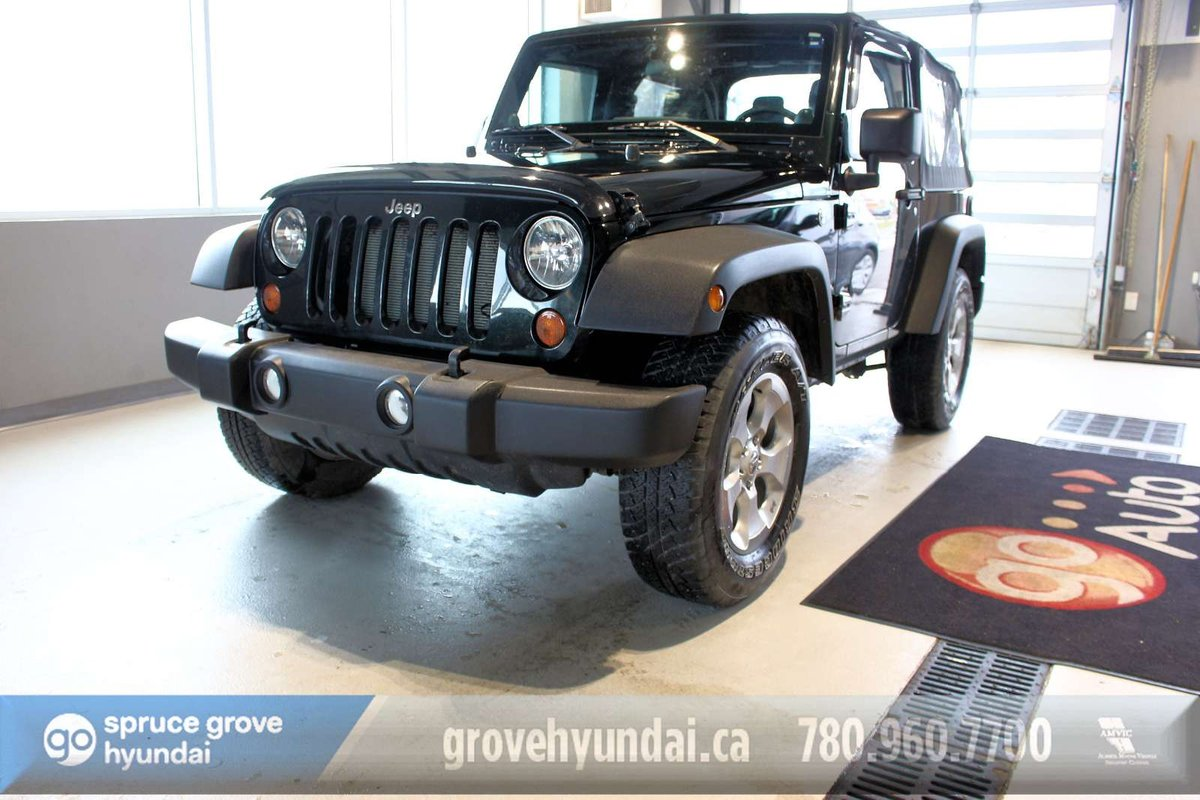 2012 Jeep Wrangler for sale in Spruce Grove, Alberta