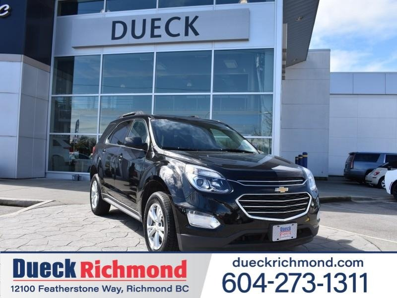 2016 Chevrolet Equinox for sale in Richmond, British Columbia