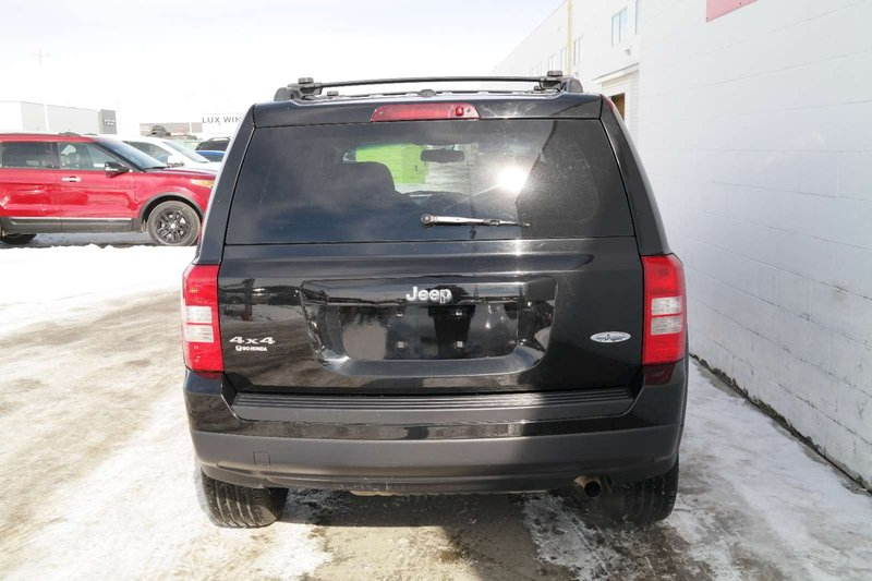 2015 Jeep Patriot for sale in Edmonton, Alberta