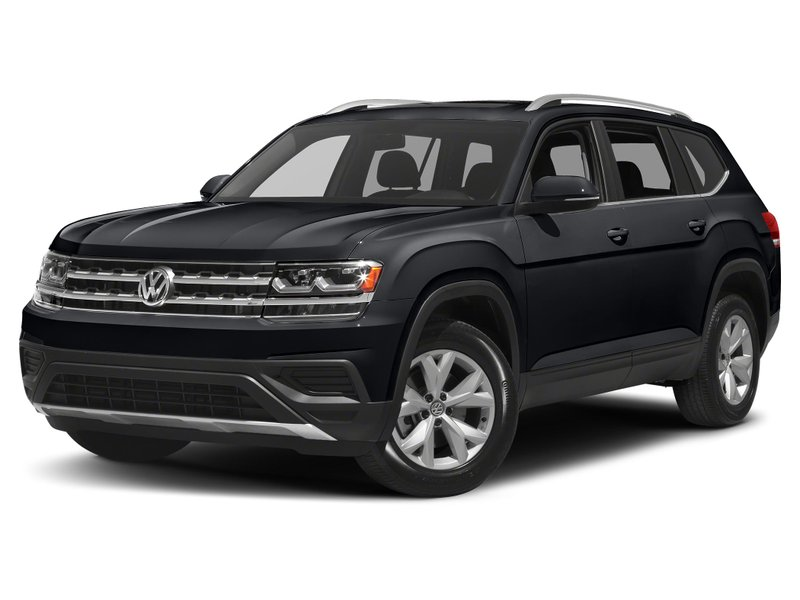 2019 Volkswagen Atlas for sale in Kamloops, British Columbia