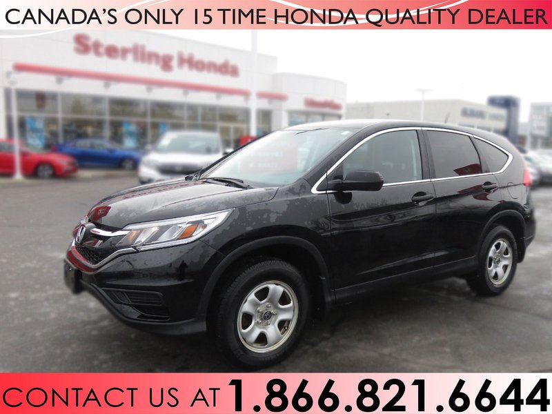2016 Honda CR-V for sale in Hamilton, Ontario
