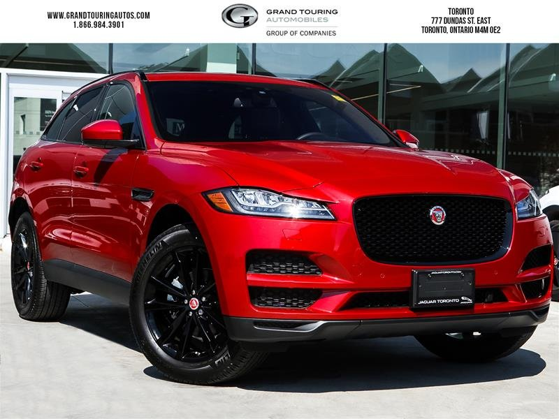 2018 Jaguar F-PACE for sale in Toronto, Ontario