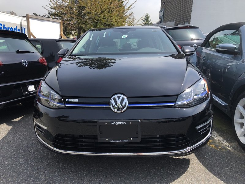 2019 Volkswagen e-Golf for sale in Coquitlam, British Columbia