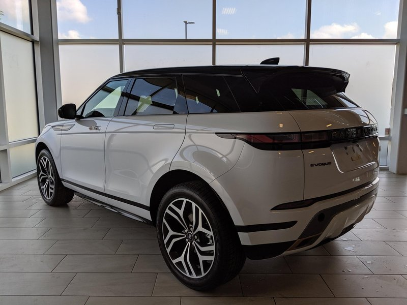 2020 Land Rover Range Rover Evoque for sale in Edmonton, Alberta