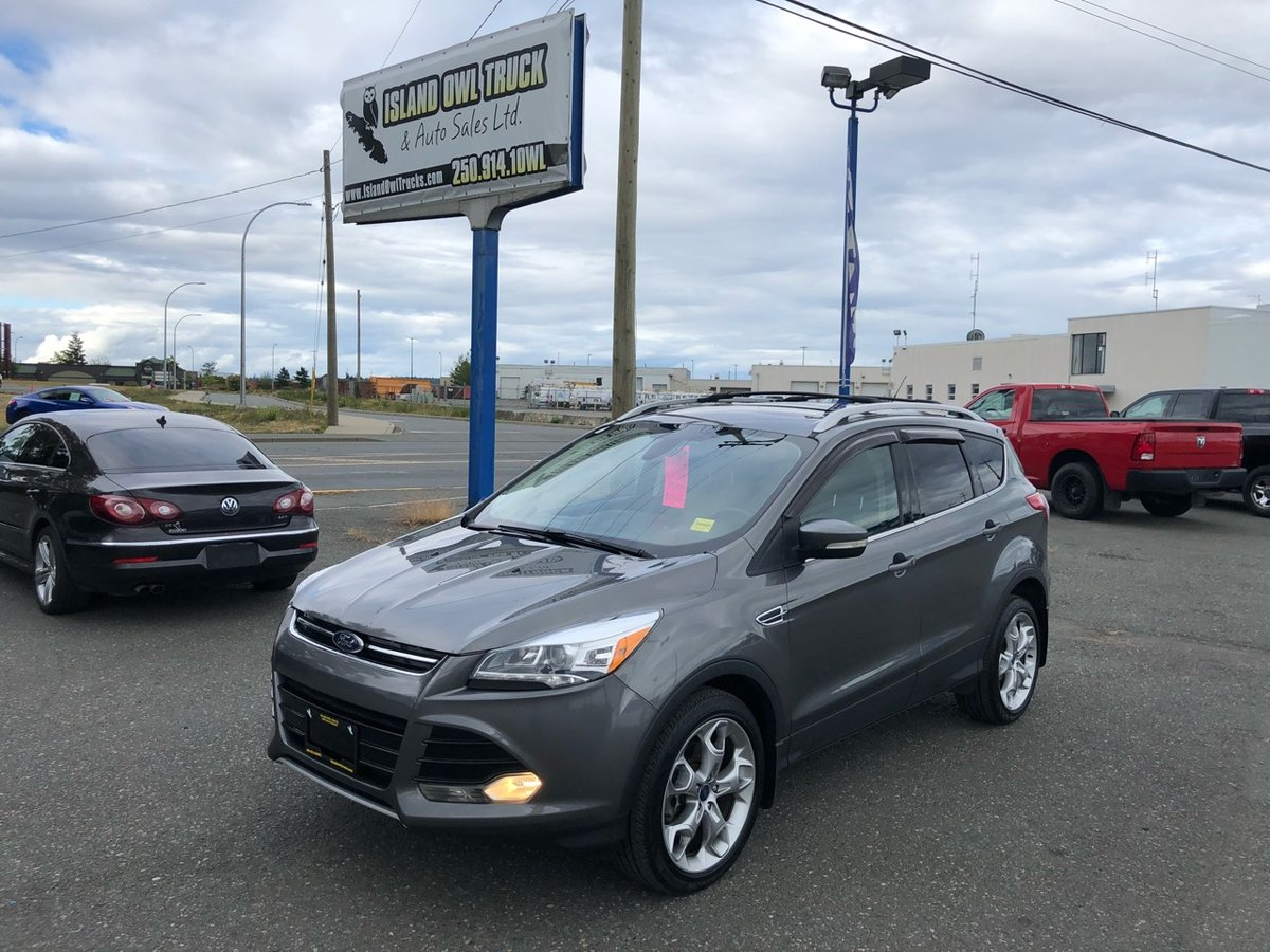 2013 Ford Escape for sale in Campbell River, British Columbia