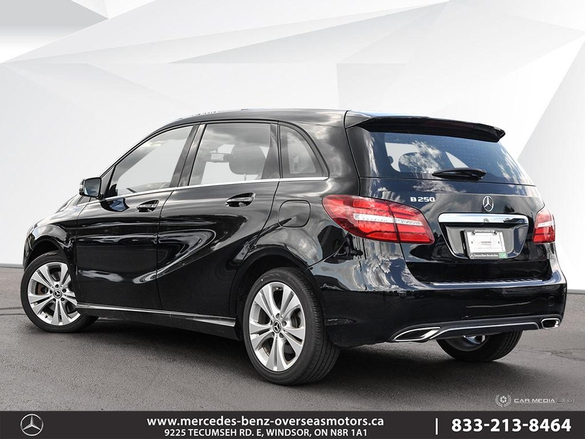 2018 Mercedes Benz B Class For Sale In Windsor