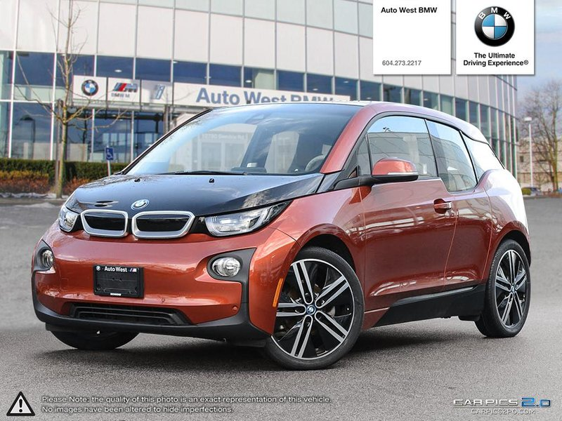 2014 BMW I3 for sale in Richmond, British Columbia