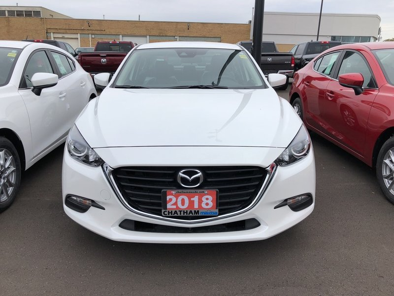 2018 Mazda Mazda3 for sale in Chatham, Ontario