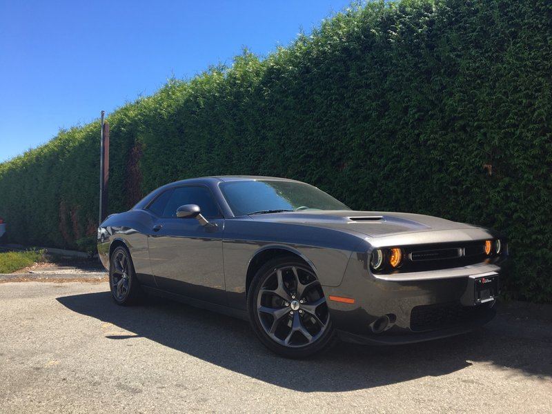 2017 Dodge Challenger for sale in Surrey, British Columbia