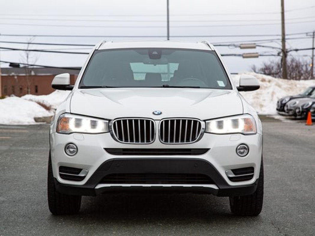 2015 bmw x3 for sale in st john 39 s. Black Bedroom Furniture Sets. Home Design Ideas
