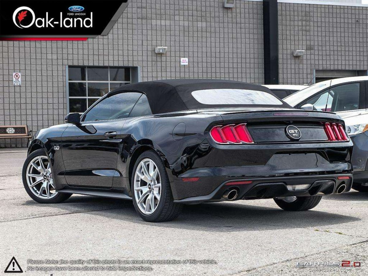 2015 Ford Mustang for sale in Oakville, Ontario
