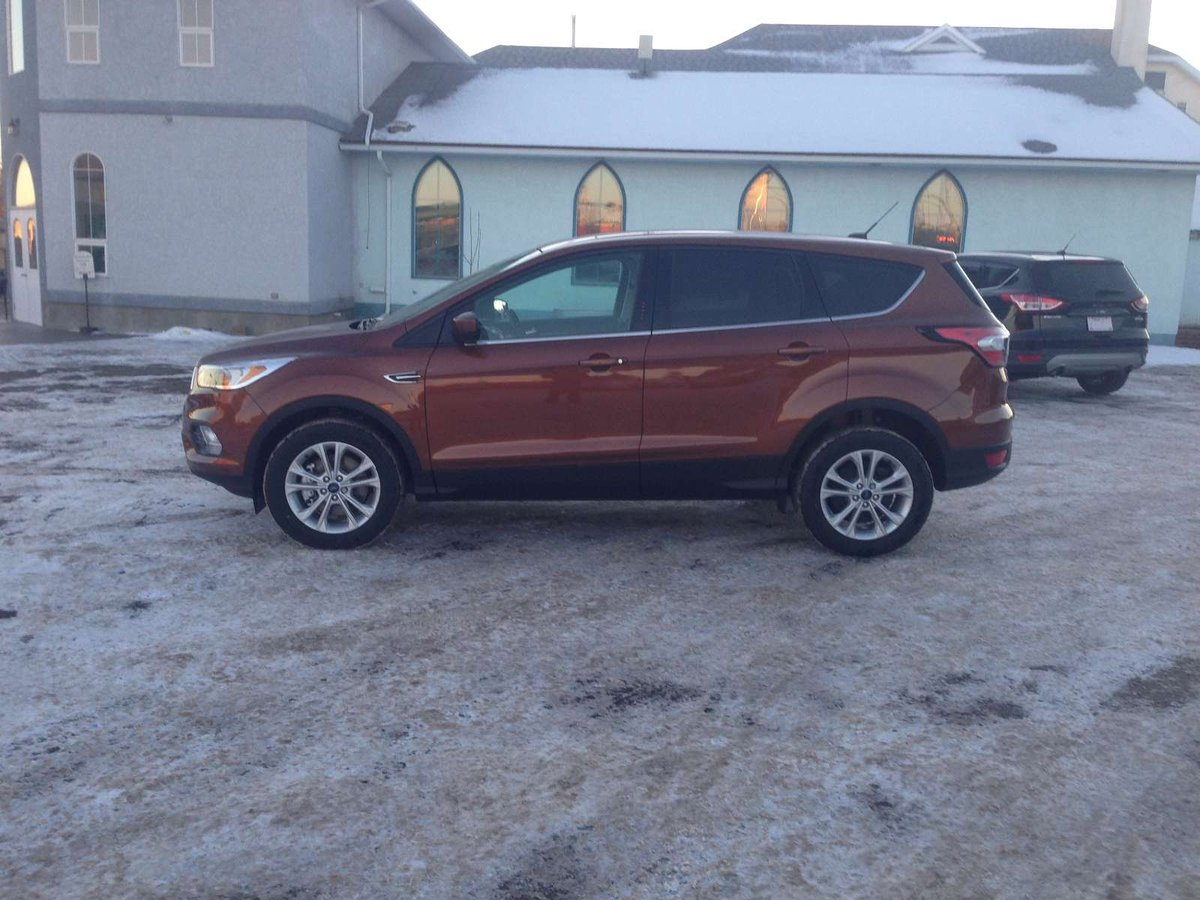 2017 Ford Escape for sale in Barrhead, Alberta
