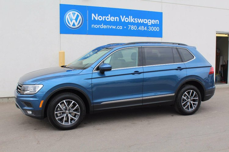 new 2018 volkswagen tiguan comfortline 18ti9272 edmonton alberta go auto. Black Bedroom Furniture Sets. Home Design Ideas