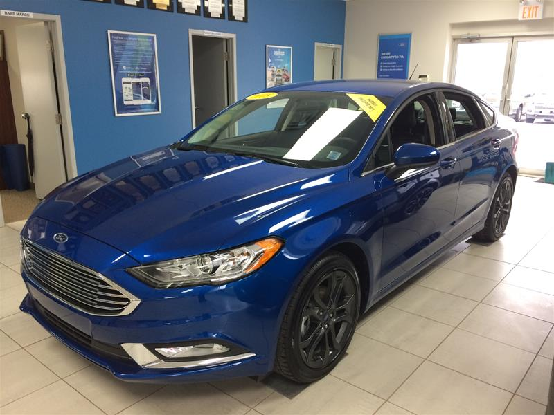 2018 Ford Fusion for sale in Tatamagouche, Nova Scotia