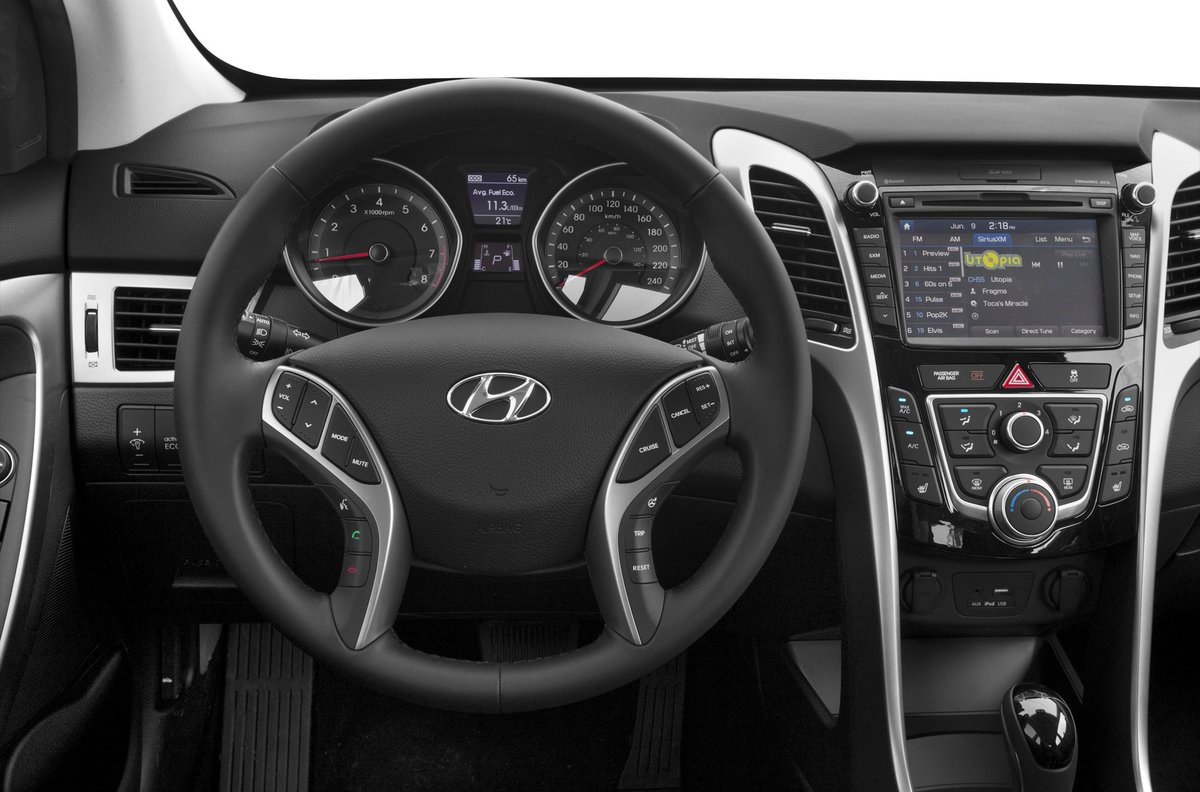2017 Hyundai Elantra GT for sale in Winnipeg, Manitoba