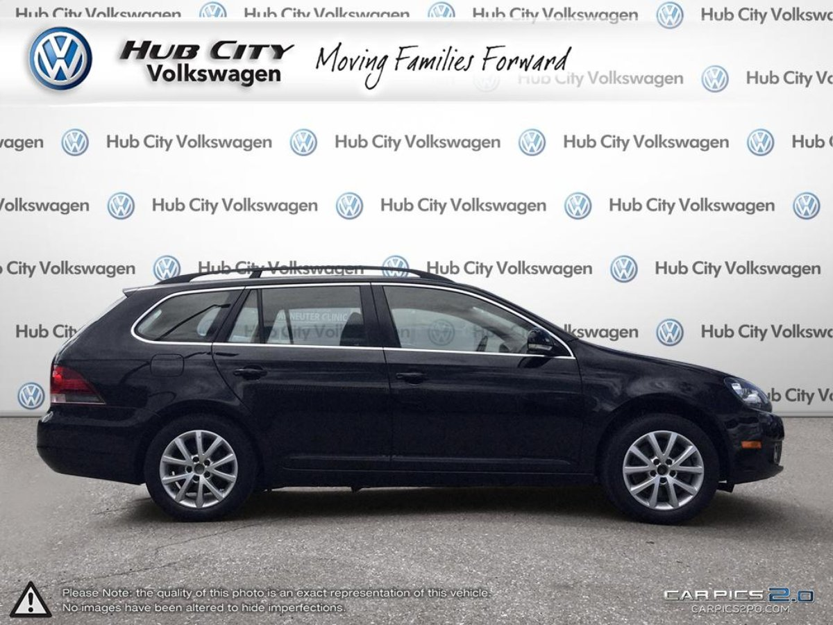2014 Volkswagen Golf Wagon for sale in Prince George, British Columbia