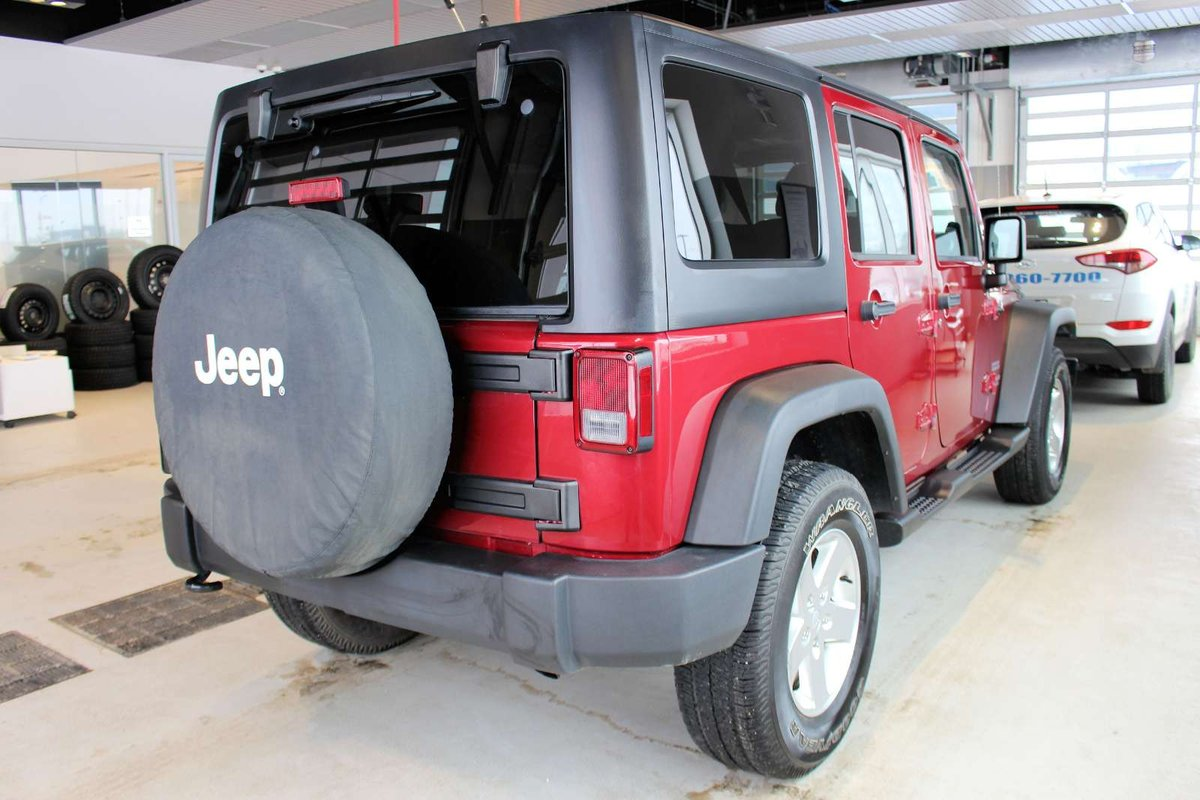 2012 Jeep Wrangler Unlimited for sale in Spruce Grove, Alberta