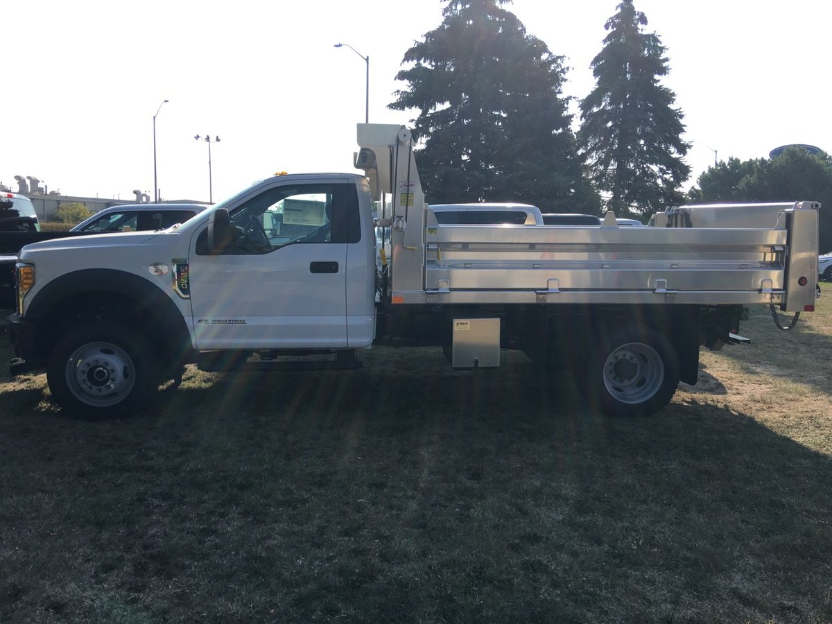 2017 Ford F-550 for sale in Oakville, Ontario