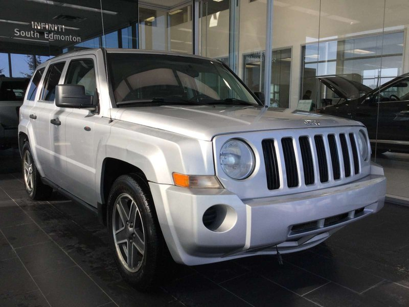 2009 Jeep Patriot for sale in Edmonton, Alberta
