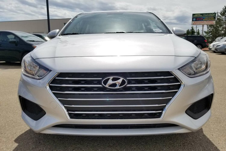 2018 Hyundai Accent GL for sale in Edmonton, Alberta