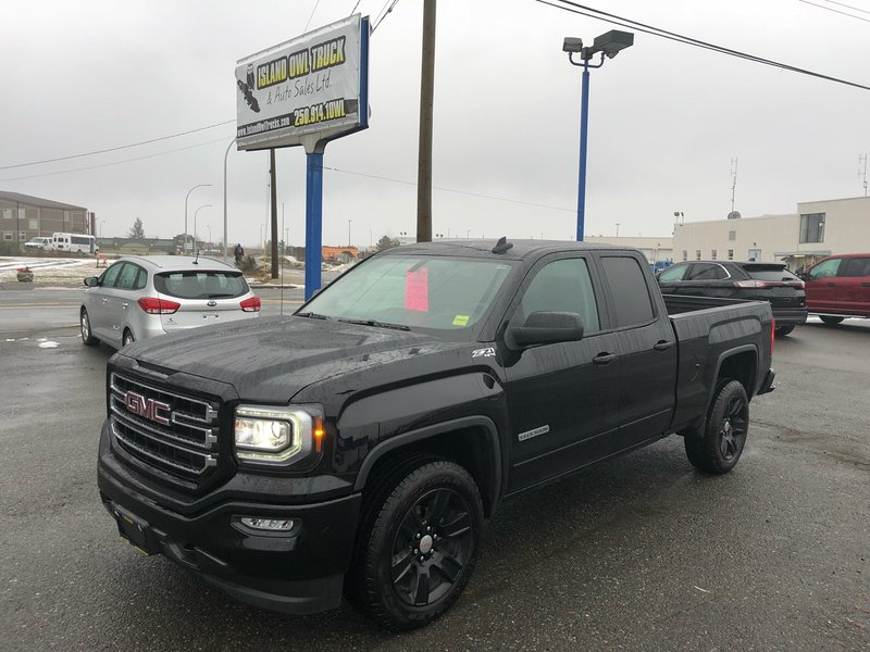 2017 GMC Sierra 1500 for sale in Campbell River, British Columbia