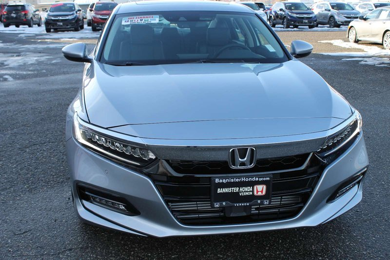 2018 Honda Accord Sedan for sale in Vernon, British Columbia