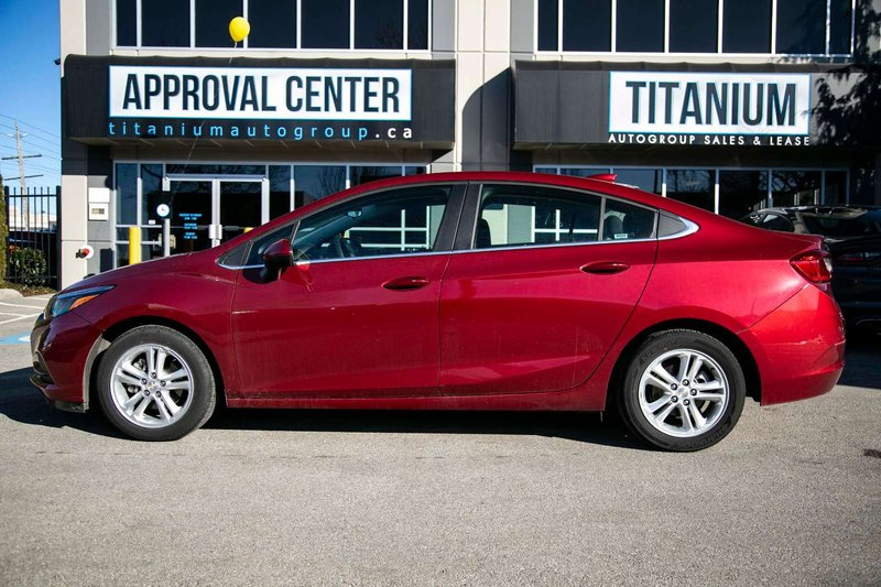2018 Chevrolet Cruze for sale in Langley, British Columbia