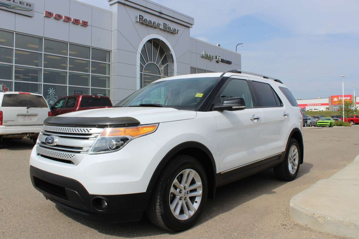 2015 Ford Explorer For Sale >> 2015 Ford Explorer For Sale In Peace River Alberta