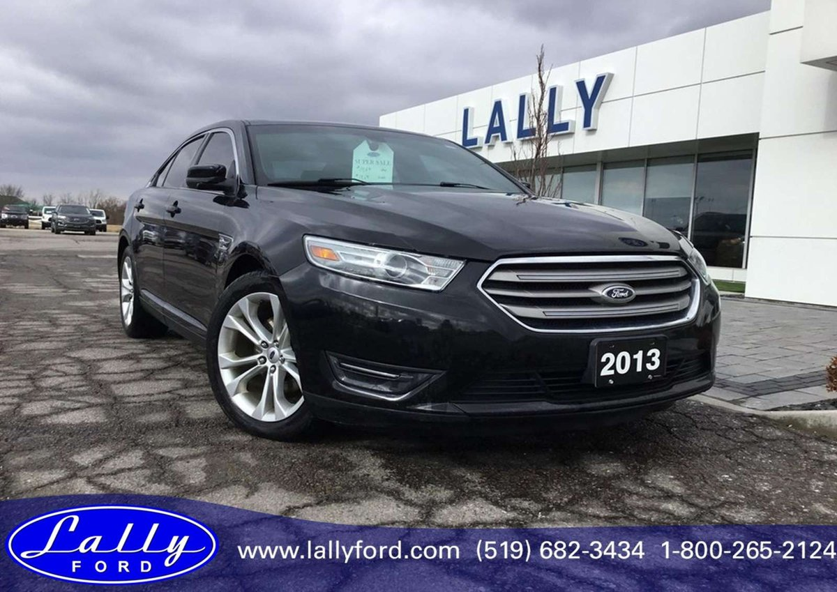 2013 Ford Taurus For Sale >> 2013 Ford Taurus For Sale In Tilbury