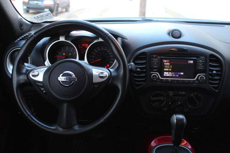 2015 Nissan JUKE for sale in Edmonton, Alberta