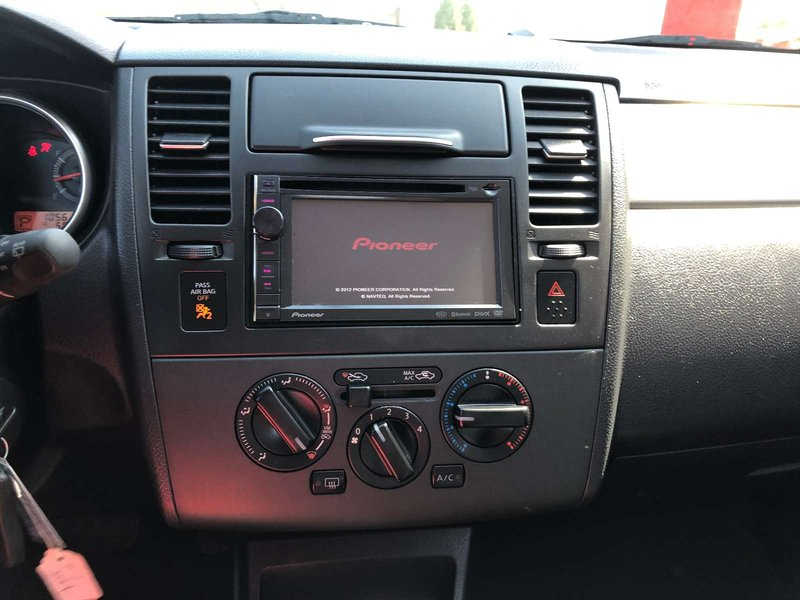 2010 Nissan Versa for sale in Campbell River, British Columbia