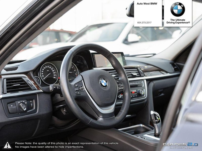 2013 BMW 3 Series for sale in Richmond, British Columbia