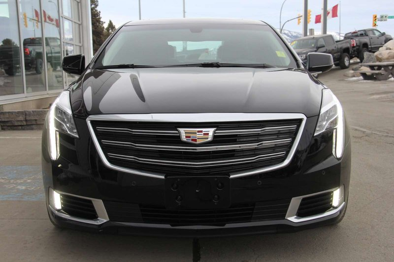 2018 Cadillac XTS for sale in Kamloops, British Columbia