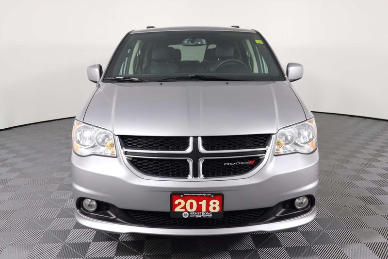 2018 Dodge Grand Caravan for sale in Huntsville, Ontario