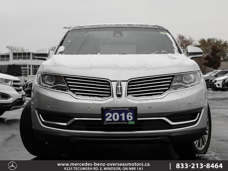 2016 Lincoln MKX for sale in Windsor, Ontario
