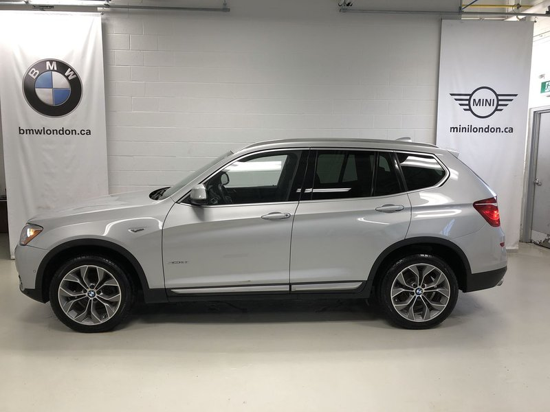 2015 BMW X3 for sale in London, Ontario