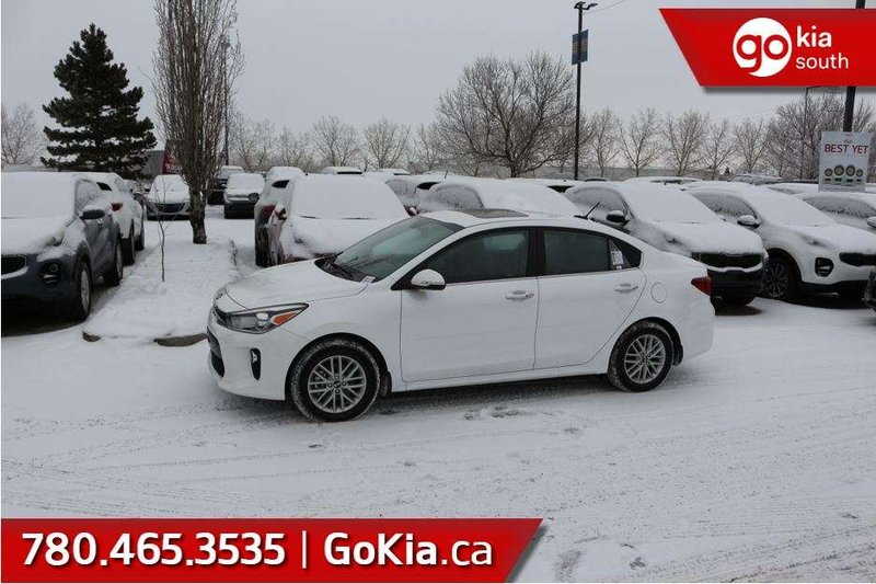 White 2019 Kia Rio EX for sale in Edmonton, Alberta