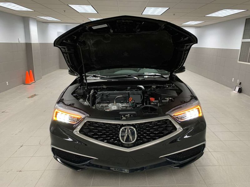 2018 Acura TLX for sale in Calgary, Alberta