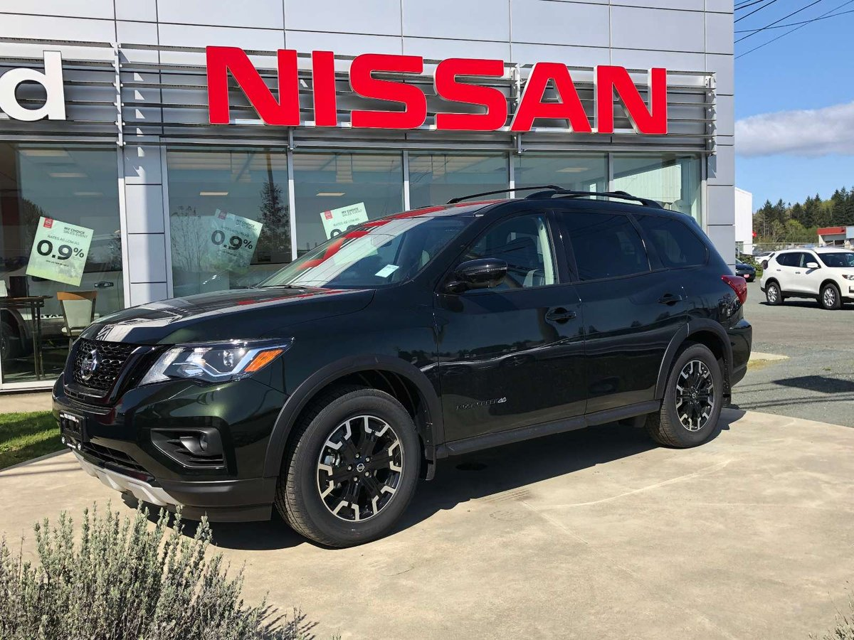 2019 Nissan Pathfinder for sale in Campbell River