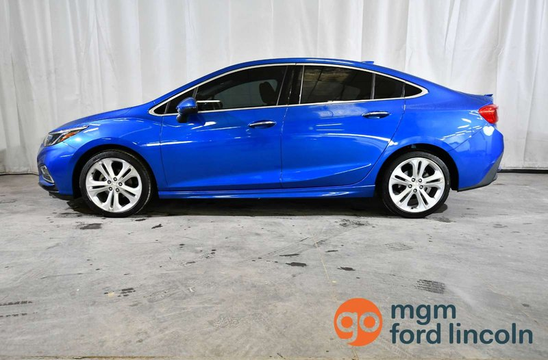 2017 Chevrolet Cruze for sale in Red Deer, Alberta