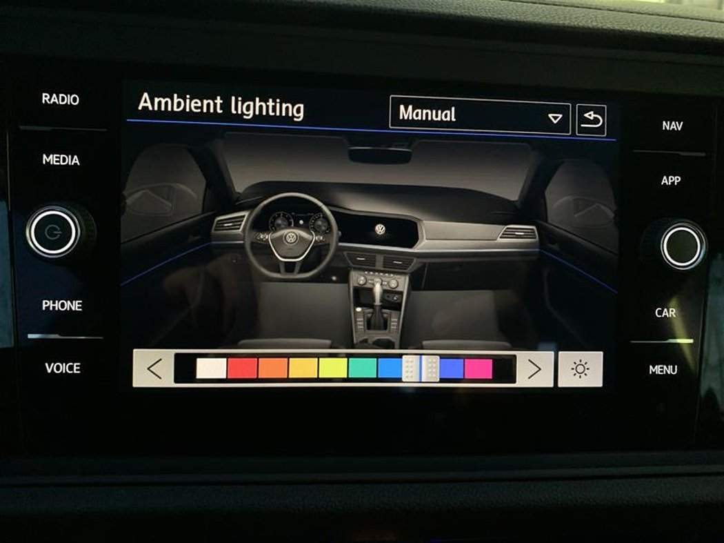 Question: Ambient Lighting Mod - 2018 Tiguan   OBDeleven