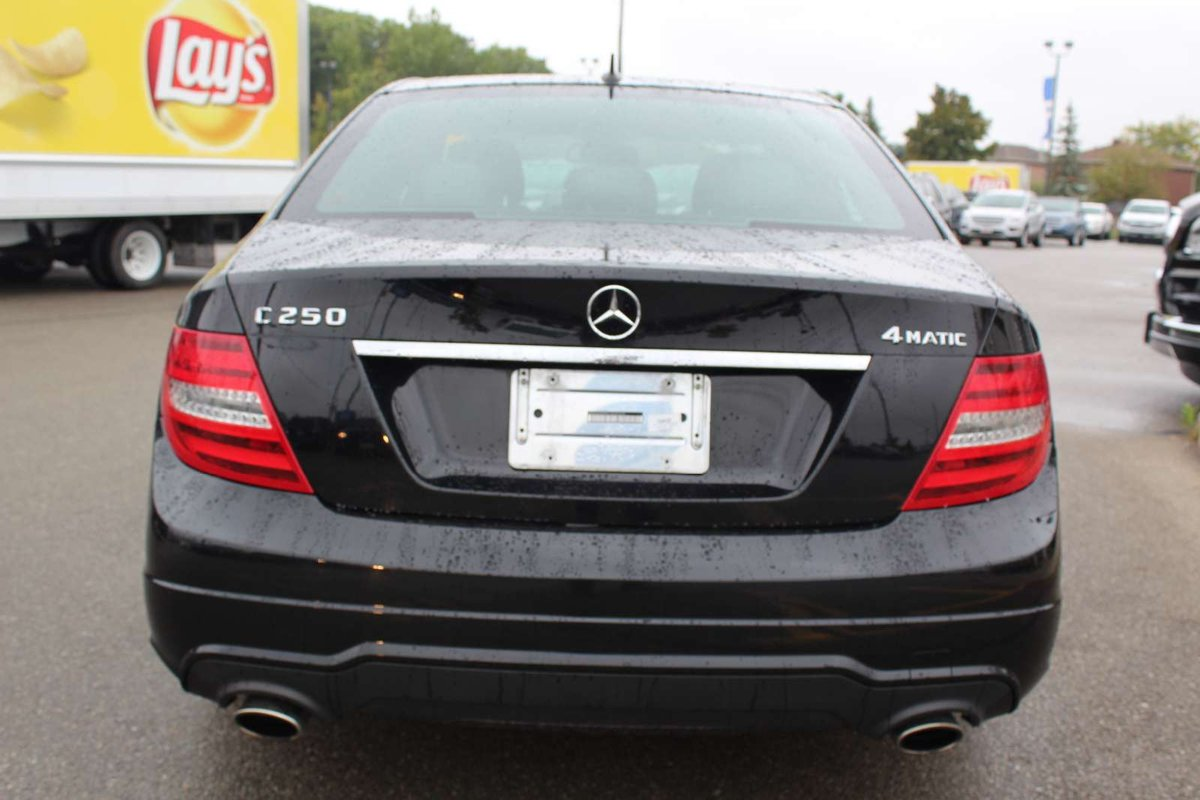 2014 Mercedes-Benz C-Class for sale in Mississauga, Ontario