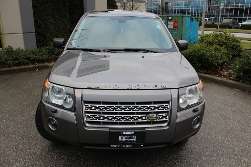 2008 Land Rover LR2 for sale in Langley, British Columbia