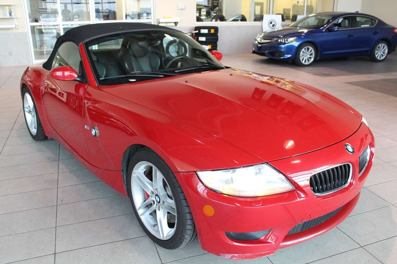2007 BMW Z4 for sale in Red Deer, Alberta