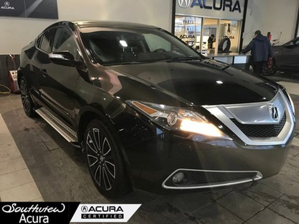 Acura Zdx For Sale >> 2010 Acura Zdx For Sale In Edmonton